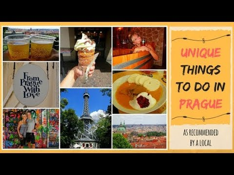 PRAGUE - unique things to do as recommended by a local