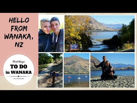 Video Postcard from Wanaka, New Zealand