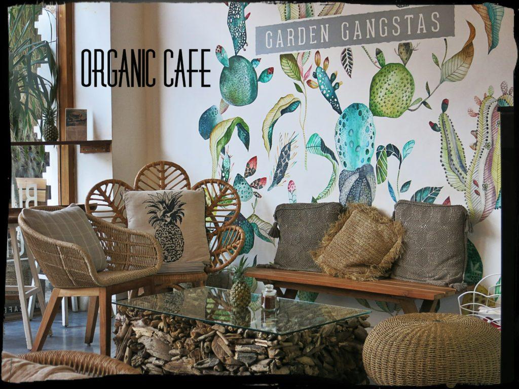 image of cafe organic in seminyak bali