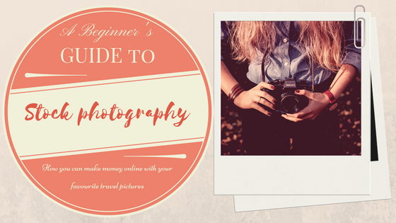 A beginner's guide to stock photography to fund your travels