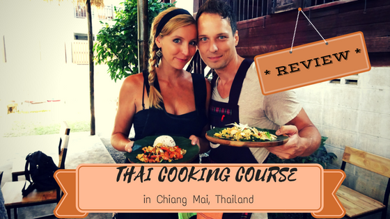 TURNING UP THE HEAT AT OUR THAI COOKING COURSE