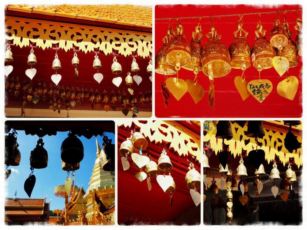 Bells at Doi Suthep Temple