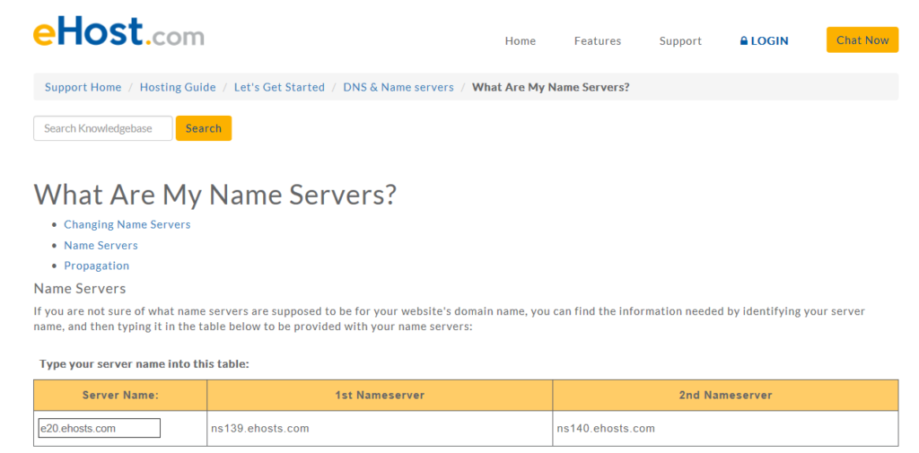 eHost-whats-my-name-server