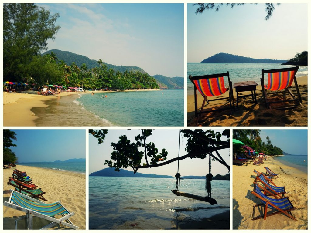 Bang Bao Beach on Koh Chang_total beach paradise