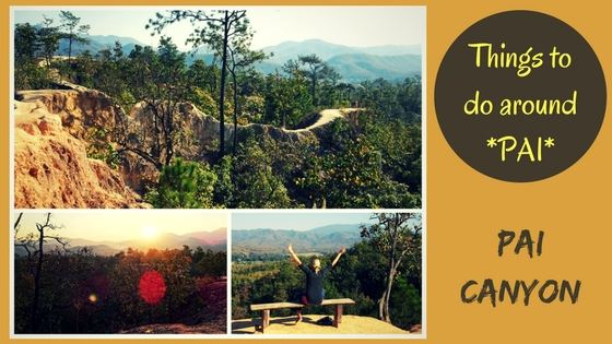 PAI CANYON – Hiking paradise and sunset lover's dream