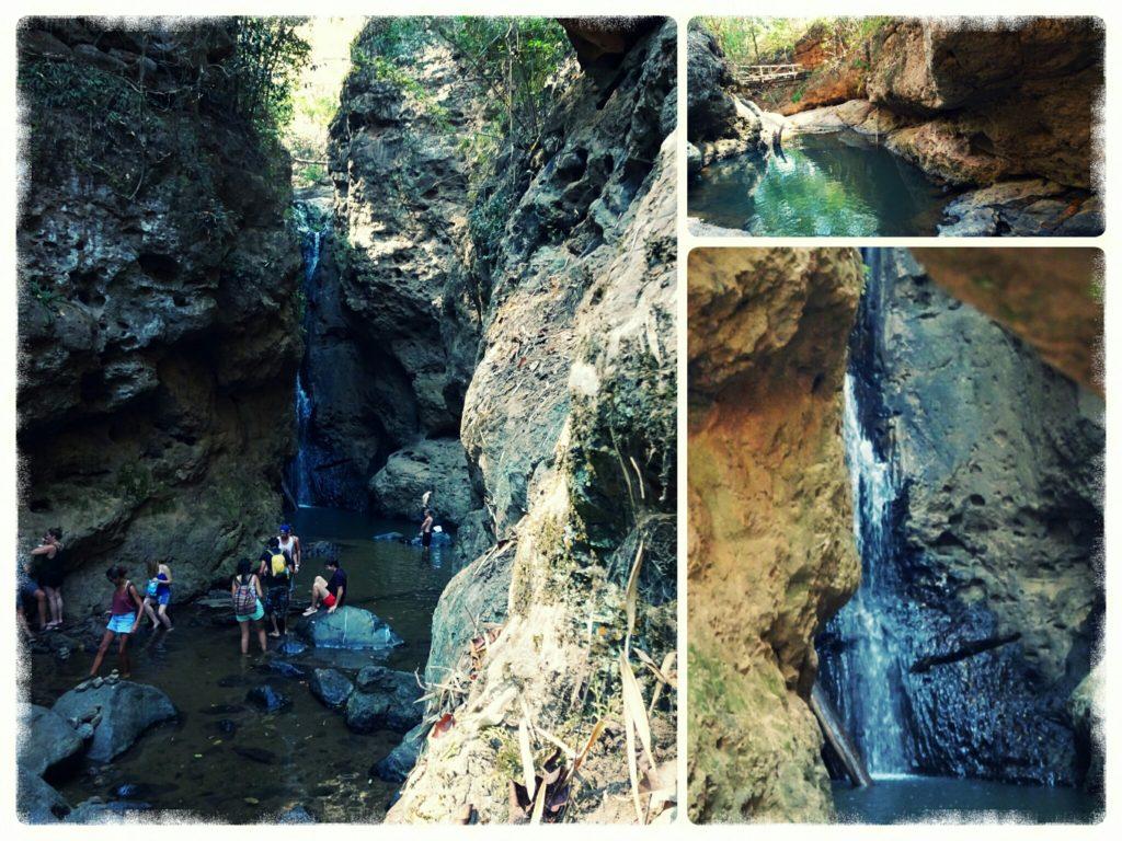 Pai Pam Bok Waterfall