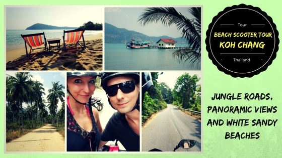 KOH CHANG SCOOTER TOUR – Exploring the Beaches along the west coast