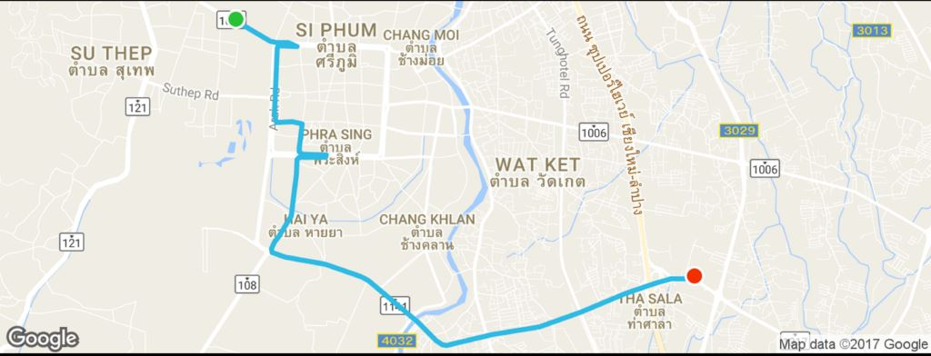 how to get to promenada mall