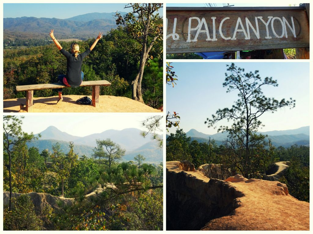 thing to do and see in Pai Canyon