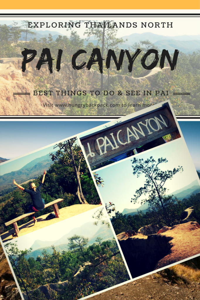Pai Canyon in Pai_best things to do and see