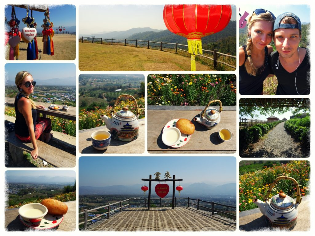 Things to do in Pai_Scooter Tour to the Chinese Viewpoint with stunning panoramic views in Pai Thailand