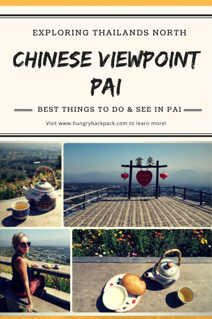 chinese viewpoint Pai best things to do and see in Pai