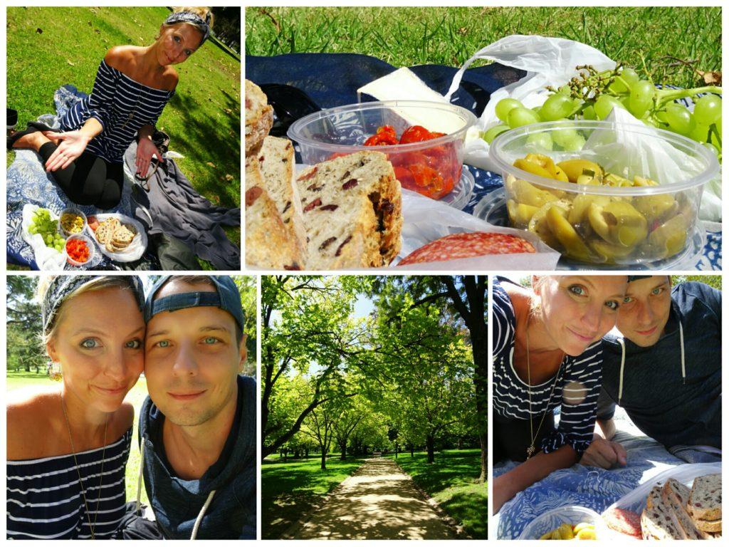picnic royal botanical gardens melbourne