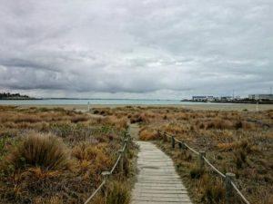 Caroline Bay Beach Timaru