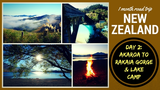 NEW ZEALAND ROAD TRIP DAY TWO: Akaroa – Rakaia Gorge – Lake Clearwater