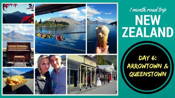 NEW ZEALAND ROADTRIP DAY SIX: Arrowtown – Queenstown