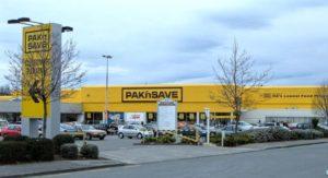 Timaru PacnSave Shopping Center