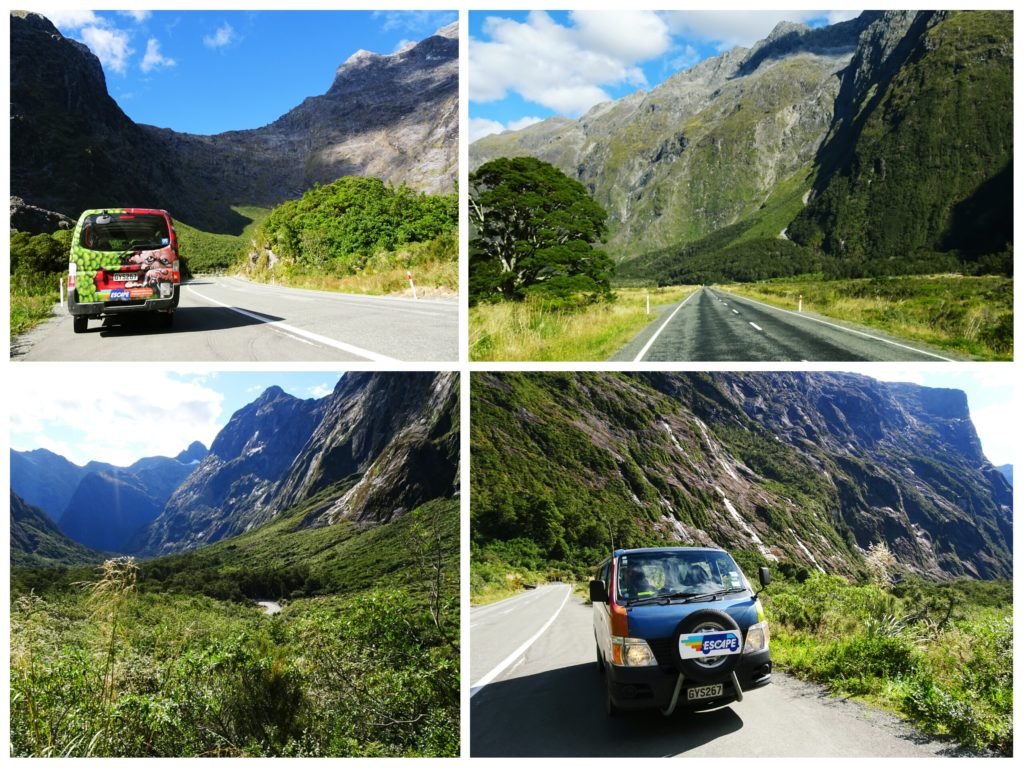 new zealand road trip queenstown milford sound impressions from the road