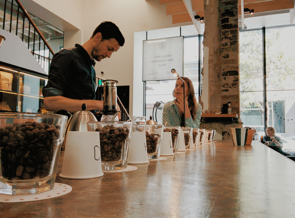 paramount coffee project sydney