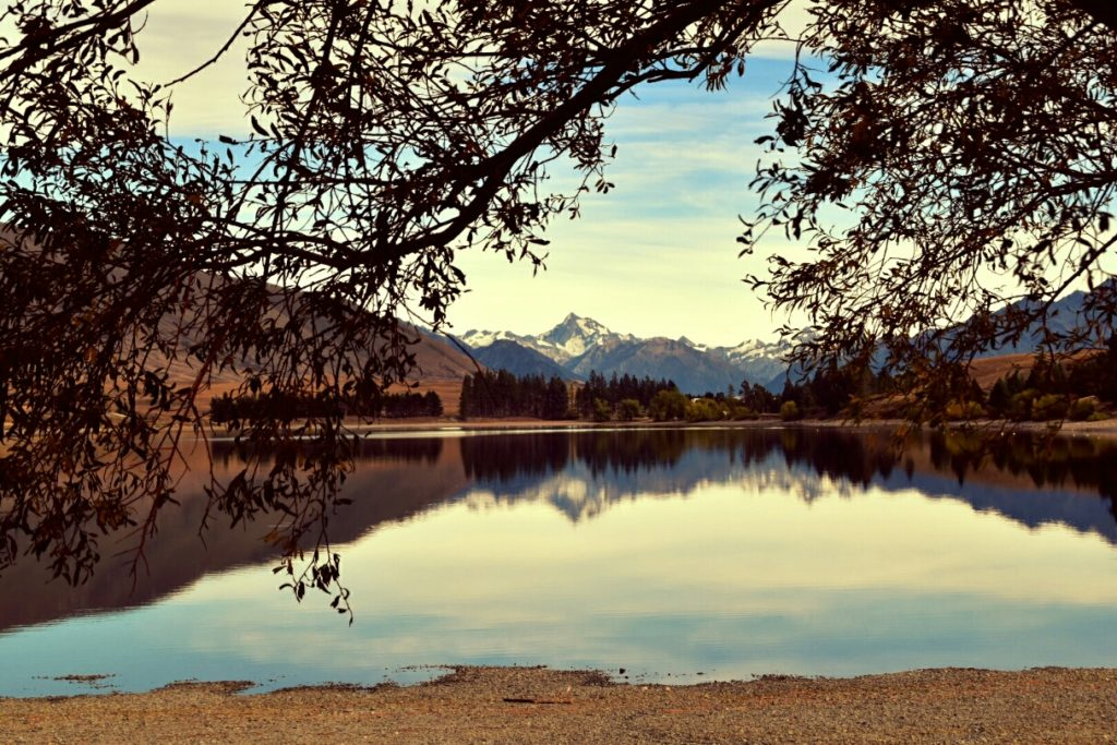 lake camp new zealand