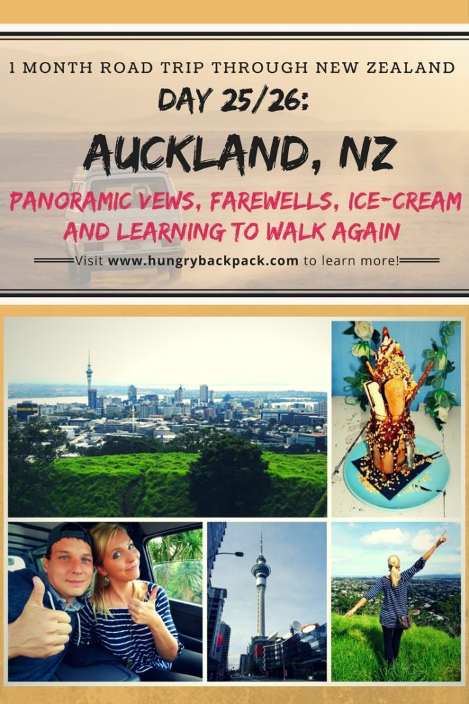 New Zealand Roadtrip Taupo best things to do in Auckland