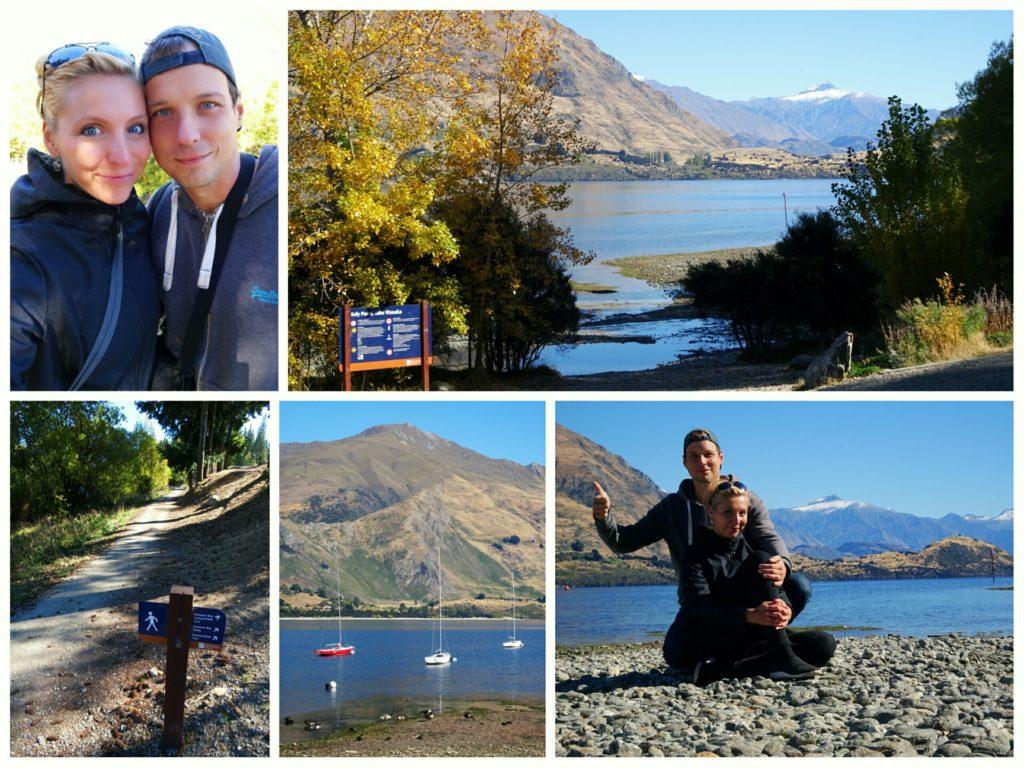 new zealand roadtrip lake wanaka eely point