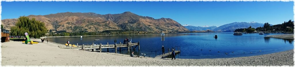 new zealand roadtrip lake wanaka panorama