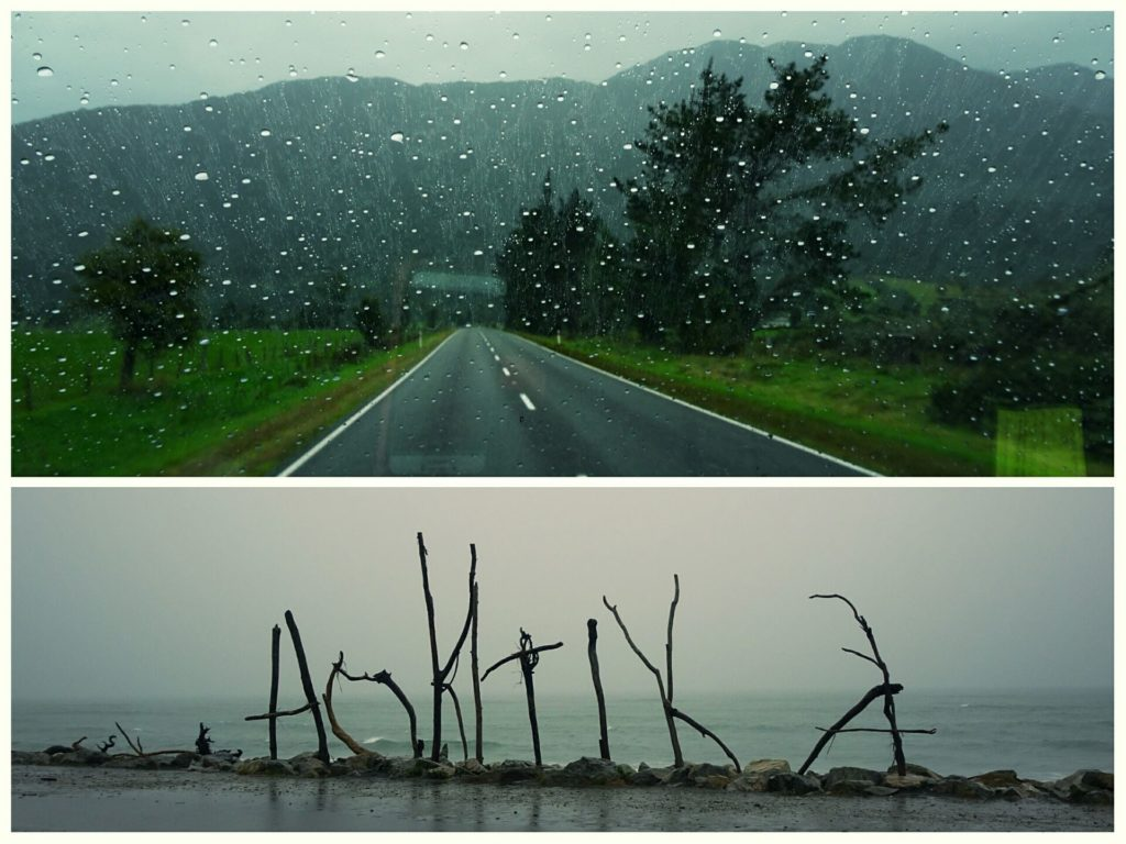 new-zealand-roadtrip-rainy-hokitika-beach