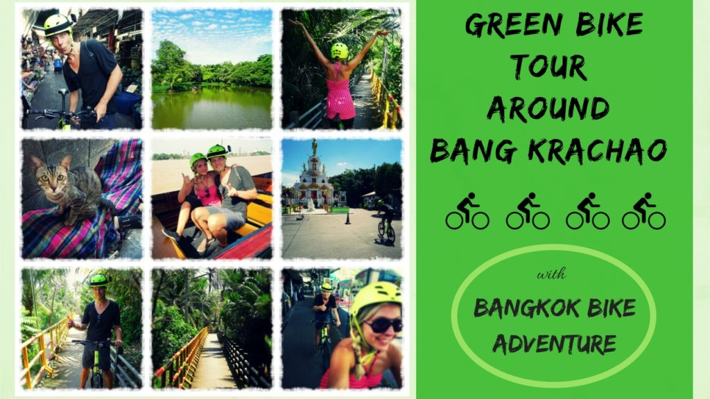 Bankgok Bike Tour to Bang Krachao with Bangkok Bike Adventure