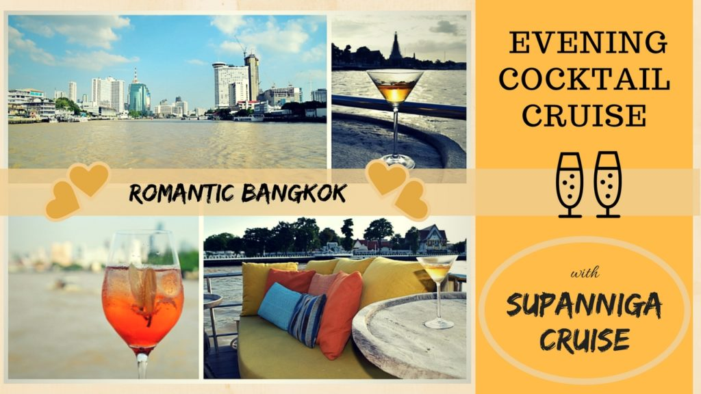 Evening Cocktail Cruise Supanniga Cruise Bangkok YT