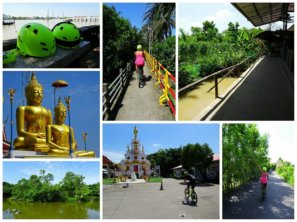 best things bangkok green bike tour bang krajao