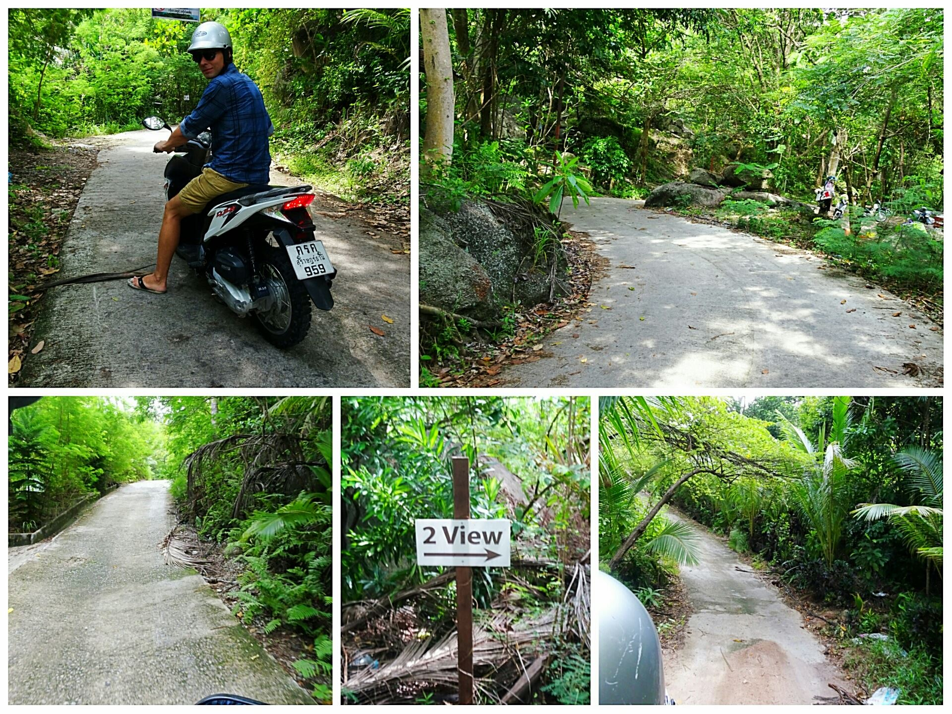 KOH TAO SCOOTER TOUR - Beaches, Bays & Viewpoints - Hungry