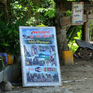 koh-tao-scooter-tour-two-view-viewpoint-entrance-fee-sign