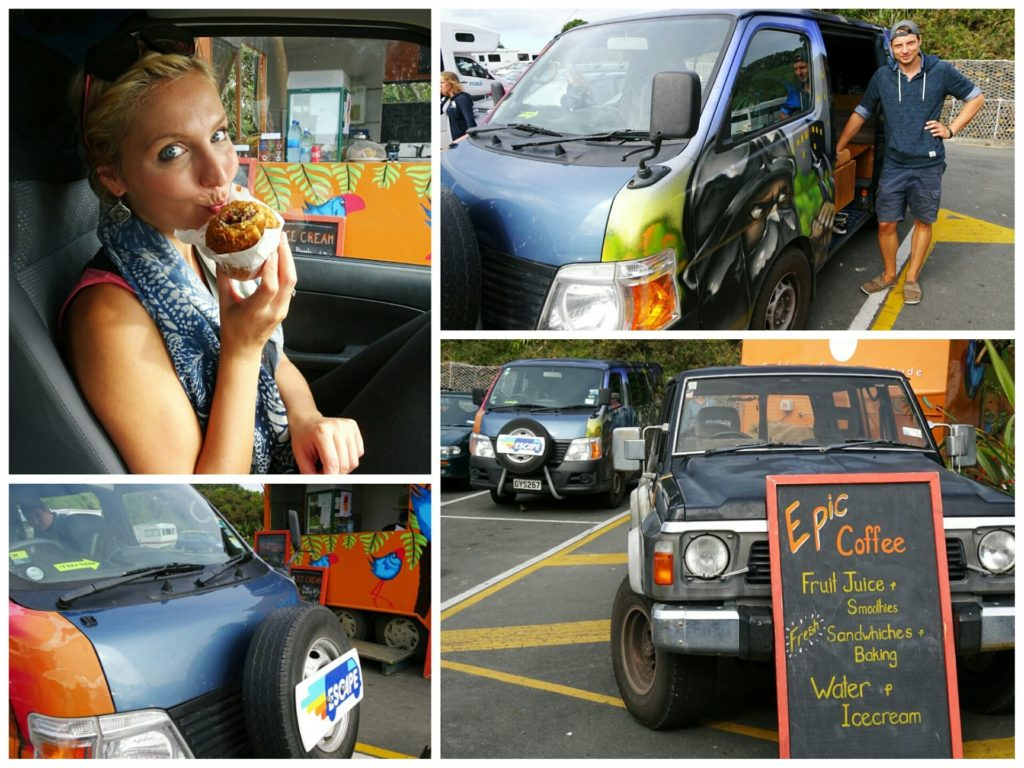 new-zealand-roadtrip-cathedral-cove-car-park-coffee