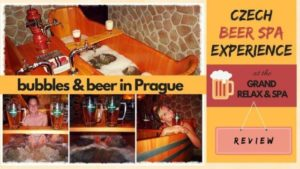 CZECH BEER SPA EXPERIENCE IN PRAGUE