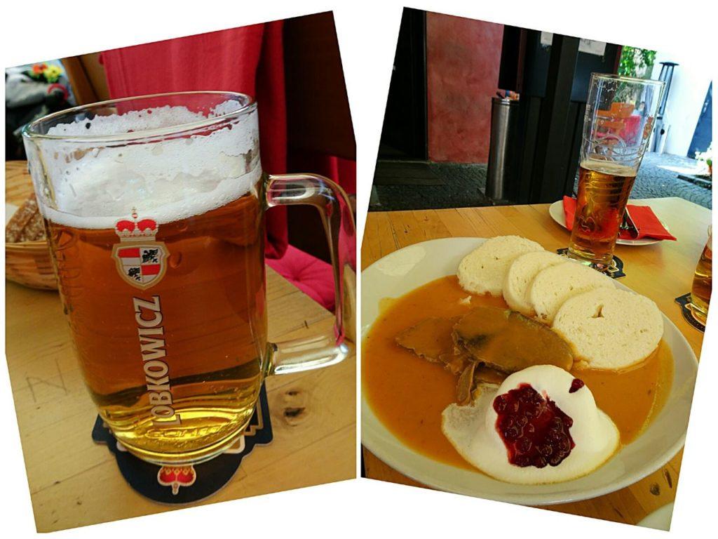unique-things-prague-czech-cuisine-knedliky-beer