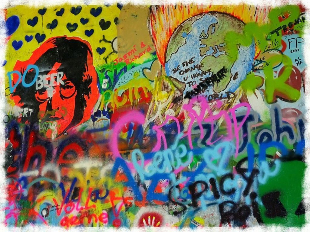 unique-things-prague-john-lennon-wall