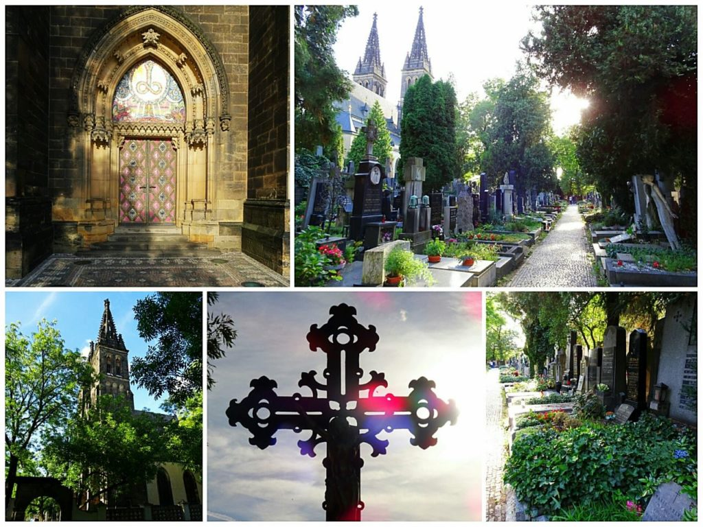 unique-things-prague-vysehrad cemetery