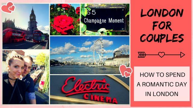 London for couples_romantic anniversary ideas London