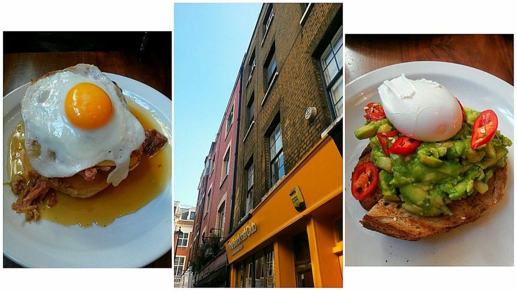 breakfast london breakfast club