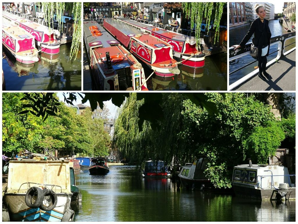 london for couples camden market regents canal