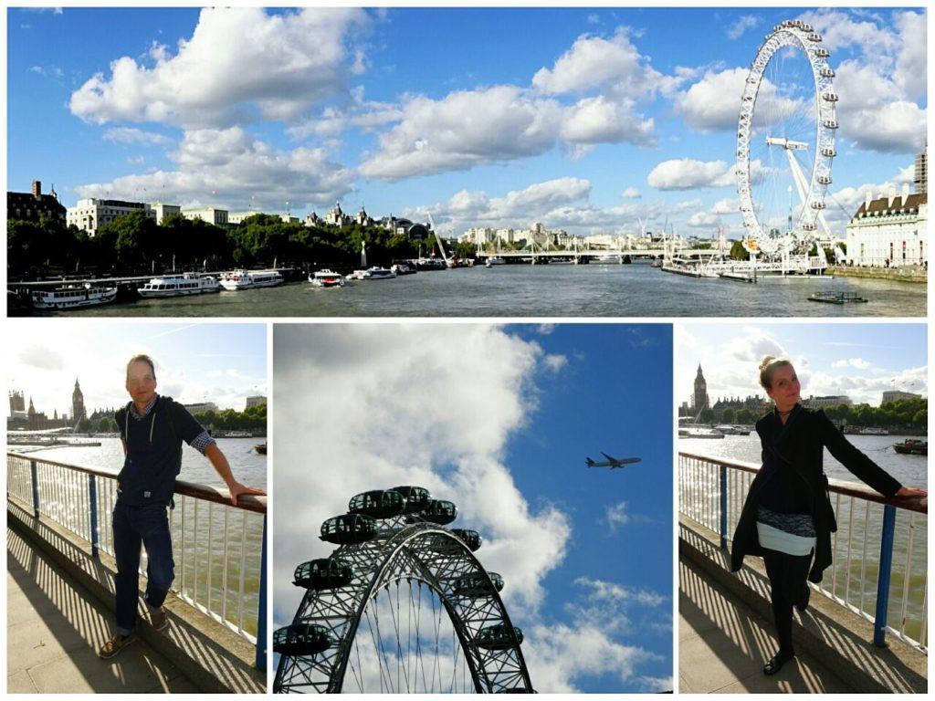 london for couples embankment london eye