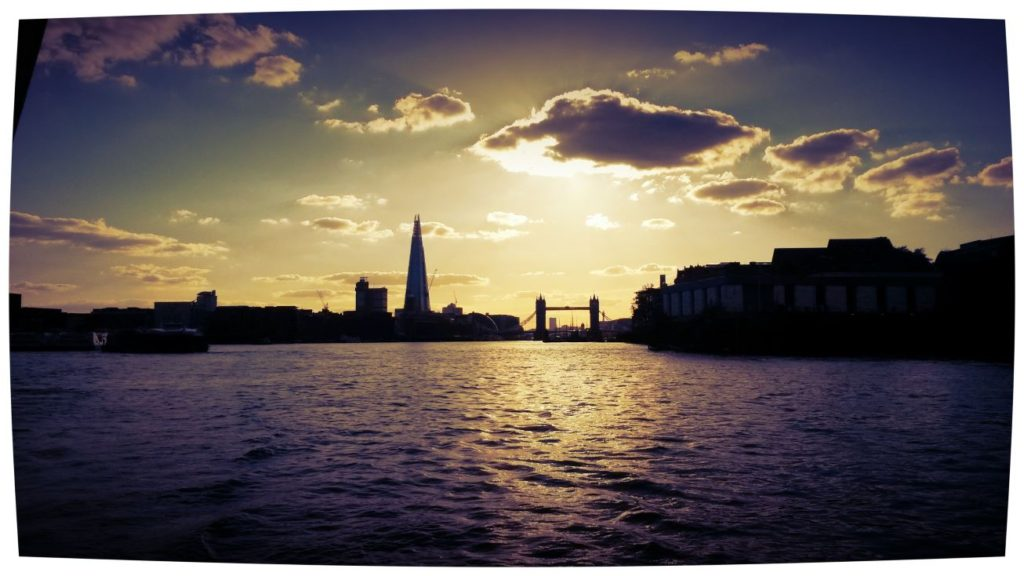 london for couples the shard tower bridge
