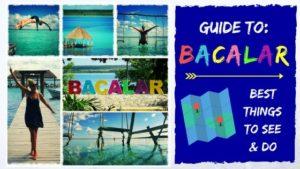 Visiting Bacalar