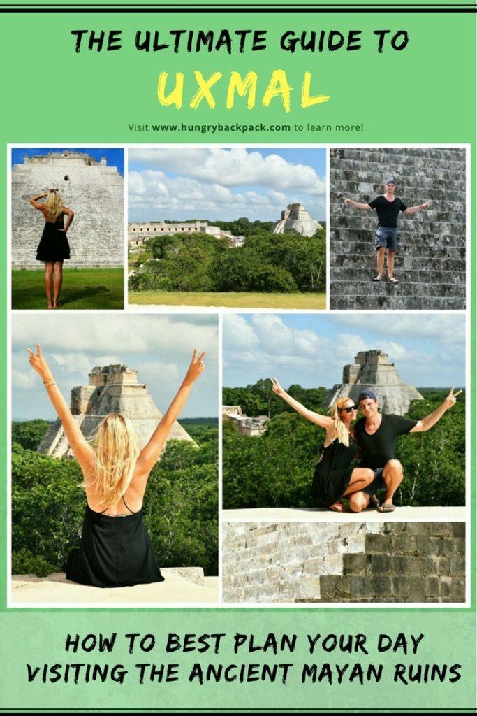 Ultimate Guide to visiting Uxmal ruins in Yucatan