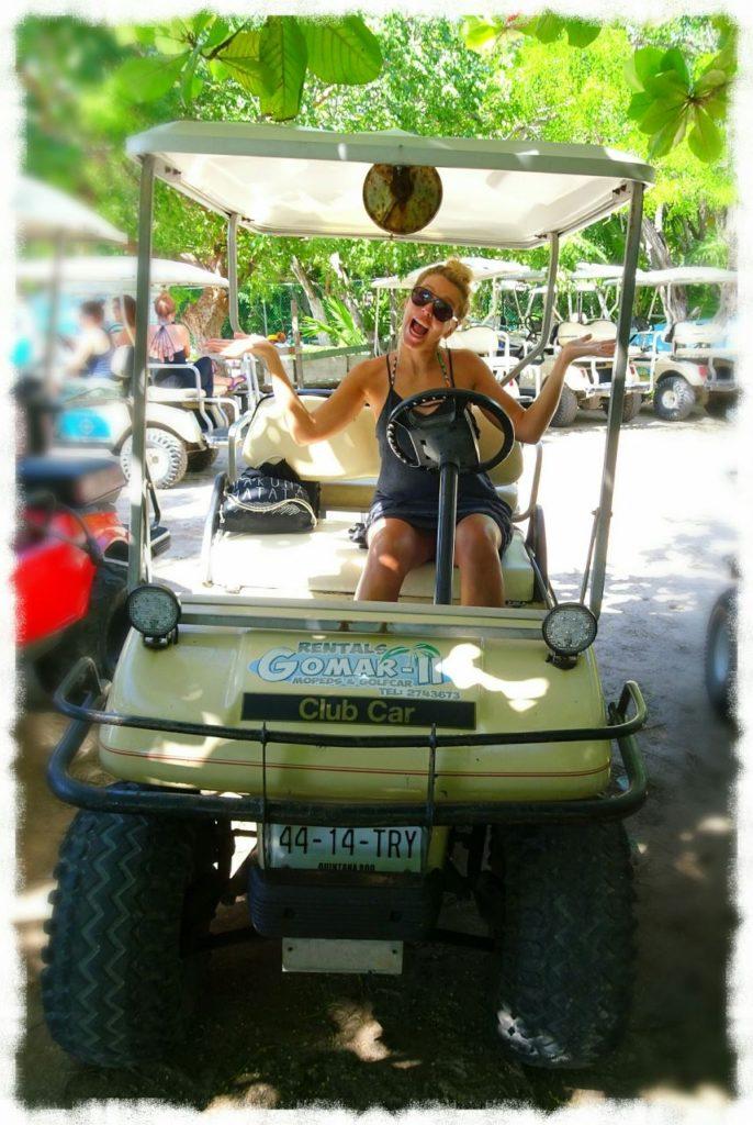 day-trip-isla-mujeres-golf-cart-fun