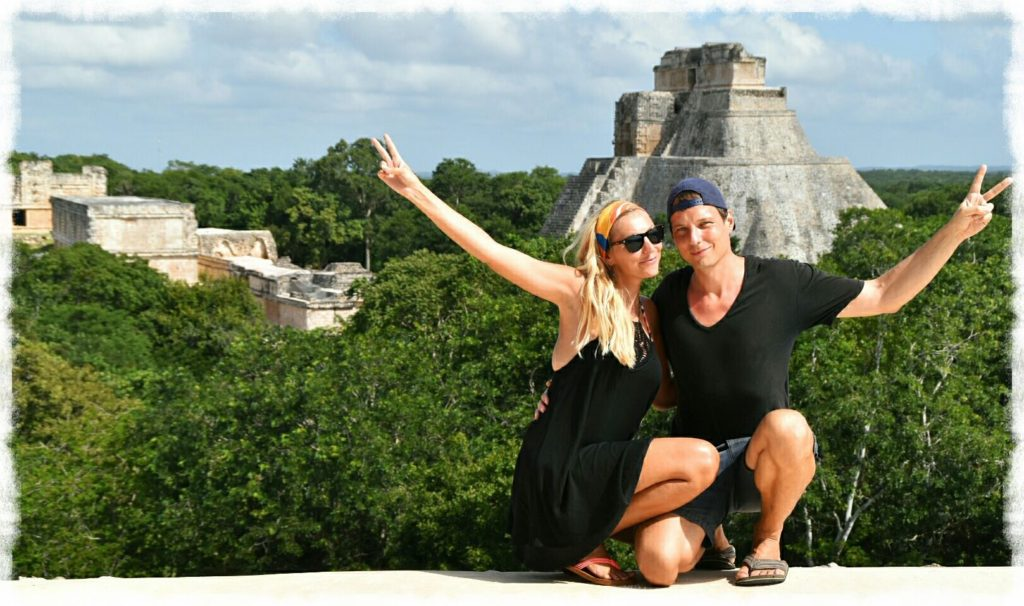 guide-uxmal-pyramide-magician-view-from-governors-palace