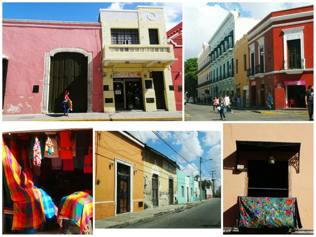 best things to do in merida colorful streets