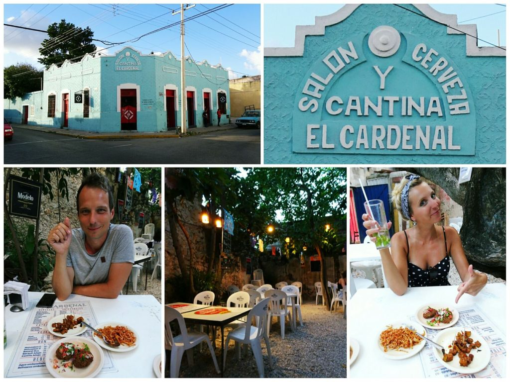 best things to do in merida good traditional food