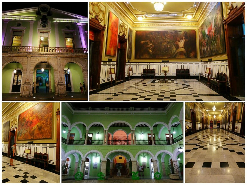 best things to do in merida palace of government